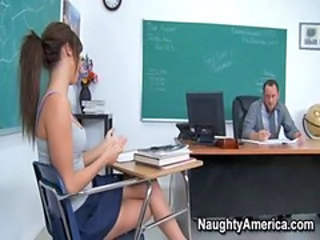 School Teacher Teen