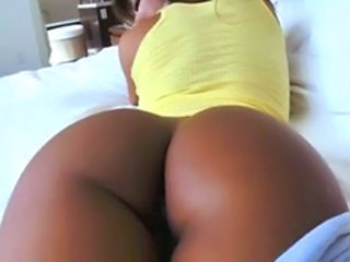 Amazing Ass Ebony Teen