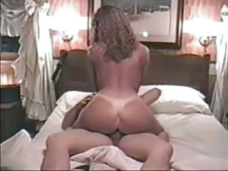 Ass Ebony Riding Wife