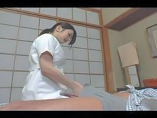 Asian Massage Nurse Uniform