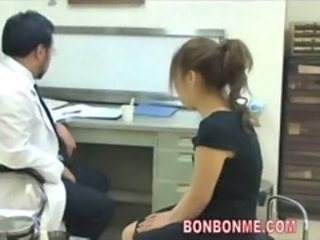 Asian Doctor Pregnant Teen