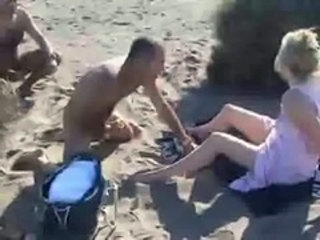 Beach Nudist Public Voyeur