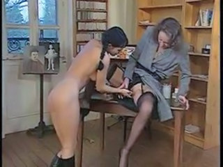 European Fisting Lesbian Old and Young Panty Stockings Vintage