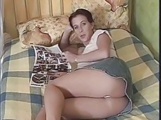 Ass Masturbating Mature Panty Upskirt