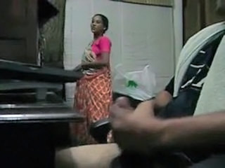 Amateur Funny Indian Maid