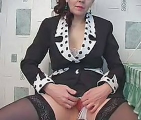 Amateur Mature Pussy Russian Stockings Teacher