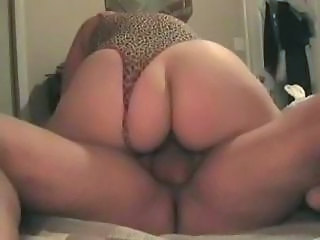 Ass BBW Homemade Lingerie Riding