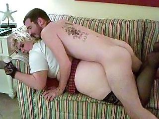 Chubby Doggystyle Mature Stockings