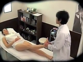Asian Feet Legs Massage Voyeur