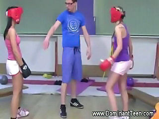 Sport Teen Threesome Uniform