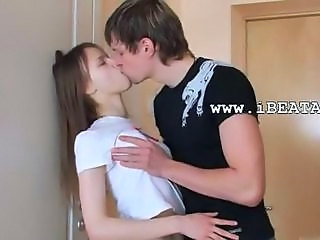 Girlfriend Kissing Teen