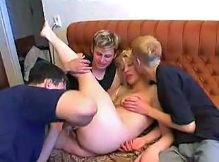My mother fucked byyoung boys