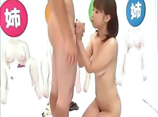 Asian Blowjob Game