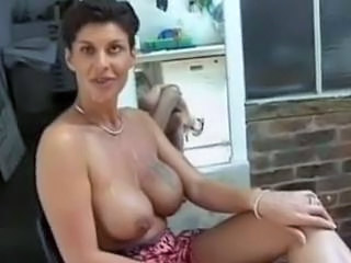 French MILF Natural