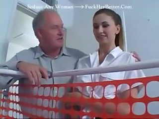 Babysitter Cute Daddy Old and Young Teen