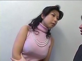 Asian Chinese MILF