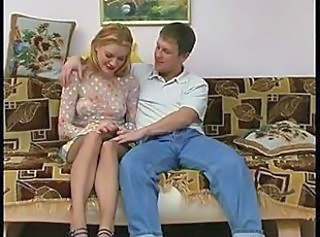Russian Stockings Teen