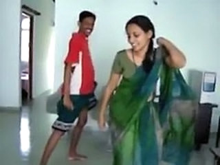 Amateur Dancing Girlfriend Homemade Indian