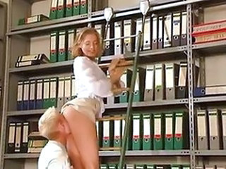 Ass Licking Office Teen
