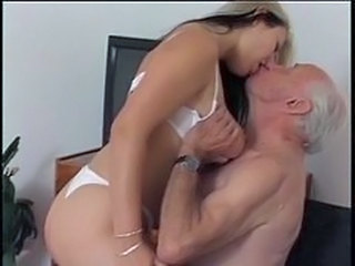 Daddy Lingerie Older Old and Young Teen