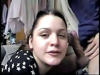 Amateur Blowjob Deepthroat Girlfriend Teen