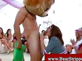 Blowjob CFNM Funny Party
