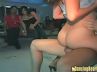Babe Party Riding