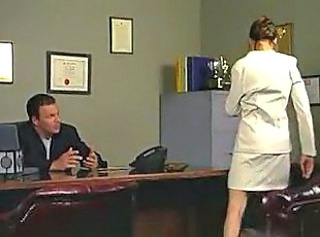 MILF Office Vintage Wife