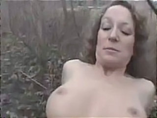 Amateur European French Mature Outdoor