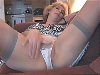 Lingerie Mature Panty Stockings