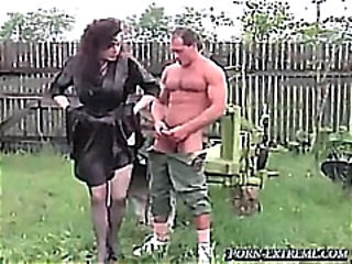 MILF Outdoor Vintage