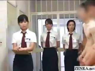Asian CFNM Prison Uniform