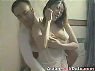 Amateur Asian Chinese Wife