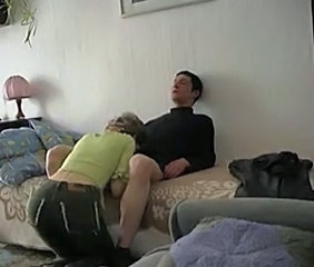 Amateur Blowjob Clothed Homemade MILF Mom Old and Young