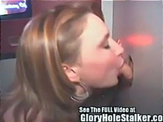 Amateur Blowjob Gloryhole Small cock