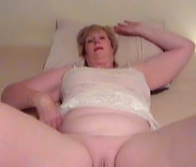 Amateur BBW Homemade Masturbating Mature