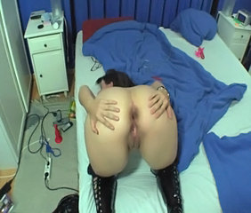 Amateur Ass Gaping