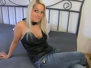 Amateur European German Jeans Teen