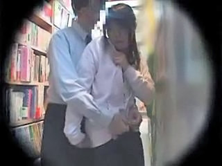 Asian Man School Teen Voyeur