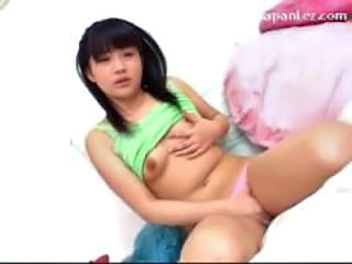 Asian Masturbating Small Tits Teen Young