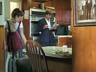 Kitchen Teen Uniform Wife