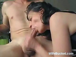 Amateur Blowjob Homemade Mature Wife