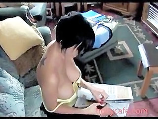KIM UK HOUSEWIFE Amateur Big tits Shower