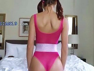 Ass Skinny Solo Teen