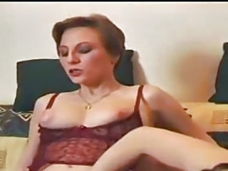 European French Lingerie MILF