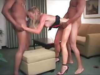 Amateur Blowjob Hardcore Interracial MILF Threesome Wife