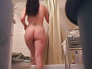 Ass Bathroom  Voyeur