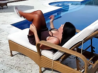 MILF Pool Stockings