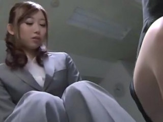 Asian Japanese Lesbian Office