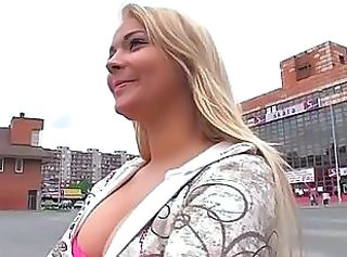 Blonde Extreme Outdoor Pov Public Teen